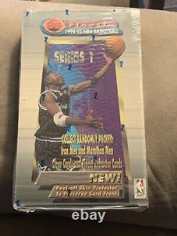 1 New Unopened Factory Sealed 1994 Topps Finest Series 1 Basketball Hobby Box
