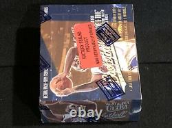 1 New Unopened Factory Sealed 1996 Fleer Ultra Series 2 Basketball Retail Box