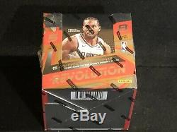 1 New Unopened Factory Sealed 2019 Revolution Basketball Hobby Box