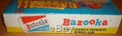 1972 Opc Baseball Unopened (2nd-series) Wax Pack Box-(bbce-sealed), Clean, 9-pics
