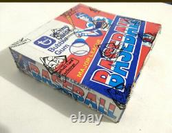 1978 Topps Baseball Unopened Cello Box with 24 Packs BBCE Sealed