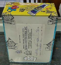 1979 Topps Wax Pack Box 36 Sealed UNOPENED Packs BBCE authenticated Ozzie