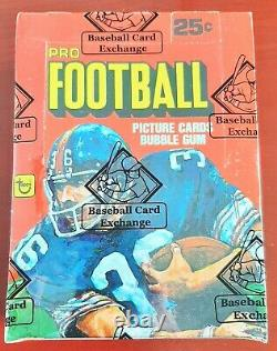 1980 Topps Football Cards Unopened Wax Box BBCE Sealed 36 Packs