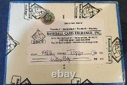 1982 Topps Baseball Cards BBCE Sealed Unopened Wax Box