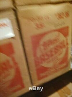 1986 Topps Baseball Case Unopened 20 Wax Boxes Factory Sealed 36 Packs Per Box