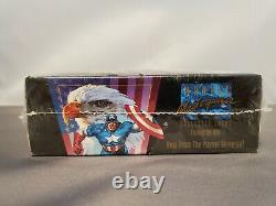 1992 Skybox Marvel Masterpieces Cards Series 1 Factory Sealed Unopened Box