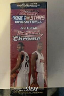 2007-08 BOWMAN Basketball Box UNOPENED TOPPS FACTORY-SEALED Durant