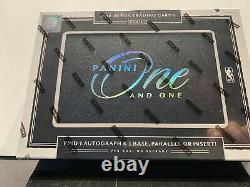 2019-20 Panini One and One Basketball Hobby Box Factory Sealed Unopened Quantity