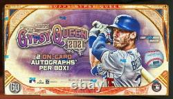 2021 Topps Gypsy Queen Hobby Baseball Factory Sealed Unopened Box 24 Packs