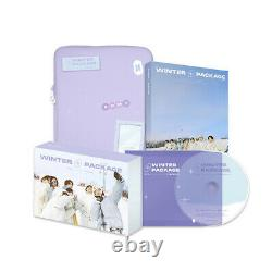 BTS 2021 Winter Package DVD & Photobook Official MD Unopened Sealed Box