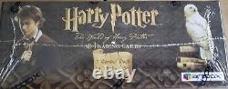 Harry Potter World Of Harry Potter Trading 3d Cards Unopened/sealed Box New