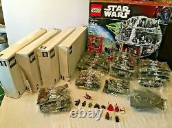LEGO 10188 Star Wars DEATH STAR with SEALED and UNOPENED Bags