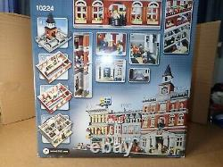 LEGO 10224 Creator Expert City Town Hall Modular New Unopened Sealed Retired
