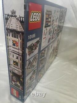LEGO Green Grocer Modular 10185 NEW Unopened / Sealed Box