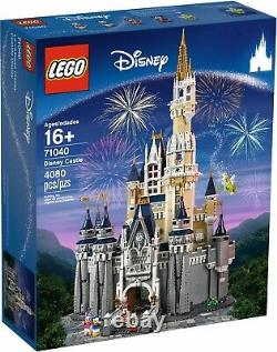 Lego Disney Castle 71040 Rare Brand New Sealed Unopened fast free delivery