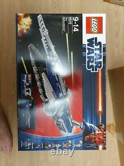 Lego Star Wars 9515 The Malevolence Brand New Unopened Factory Sealed Retired