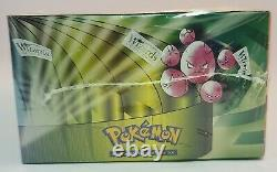Pokemon GYM HEROES UNLIMITED 36 Pack Booster Box SEALED UNOPENED WOTC TCG