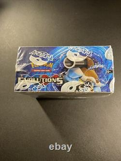 Pokemon XY Evolutions Booster Box 36 Packs Factory Sealed Unopened
