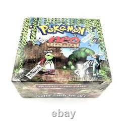 SEALED 1st EDITION Pokemon Neo Discovery Booster Box 2001 WOTC (36 packs)