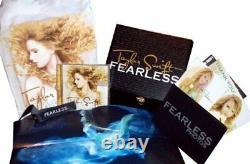 TAYLOR SWIFT FEARLESS Collector`s Box unopened still sealed rare