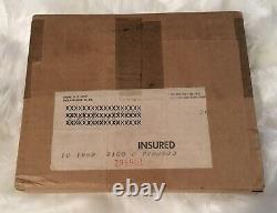 Unopened 10 Ct Shipping Box 1962 US Proof Set Box Is US Mint Sealed 10 Sets