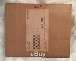 Unopened 10 Ct Shipping Box 1963 US Proof Set Box Is US Mint Sealed 10 Sets