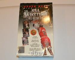 Upper Deck High 1992/93 Basketball Hobby Box- Unopened and Sealed