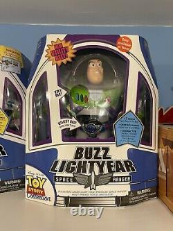 Utility Belt Buzz Lightyear Unopened And Sealed In Mint Condition Box