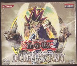 Yu-Gi-Oh Ancient Sanctuary Factory Sealed English Edition Booster Box Unopened